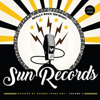 V.A. - Really Rock 'Em Right : Sun Records Vol 4 (rsd 2017)